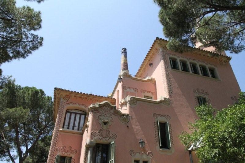 ガウディの家