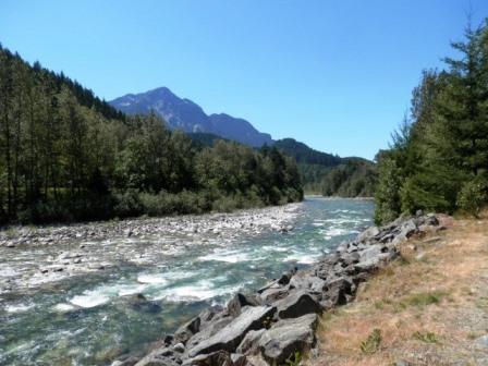 The Coquihalla River